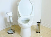 Common toilet for drivers & servants